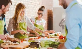 Standard French Course + Cooking Classes in Montpellier